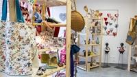 Raon l'Etape: la boutique des Artisans est ouverte