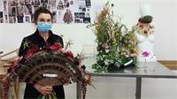 Une apprentie en or à l'école d'horticulture de Roville aux Chênes
