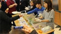 Gaspillage alimentaire dans les collèges : la lutte s'intensifie