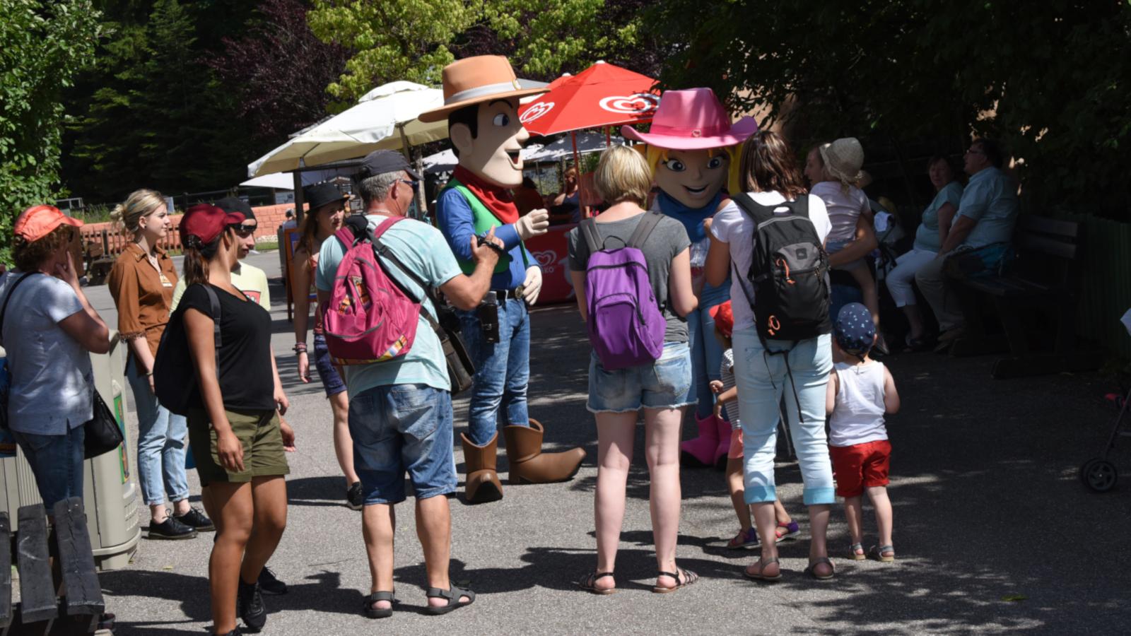21% des visiteurs enregistrés en 2018 étaient des étrangers.