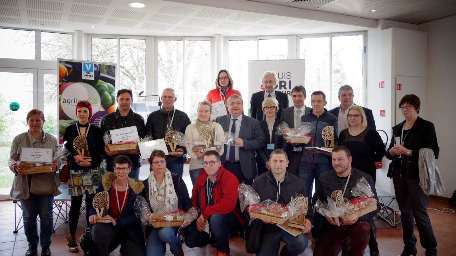 Trophées Agrilocal88 - 13 mars 2019